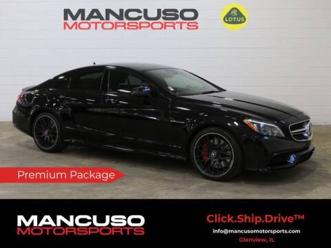 2017 Mercedes-Benz CLS for sale at Mancuso Motorsports in Glenview IL