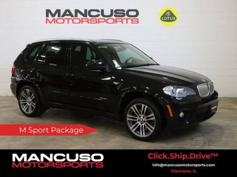 2013 BMW X5 for sale at Mancuso Motorsports in Glenview IL