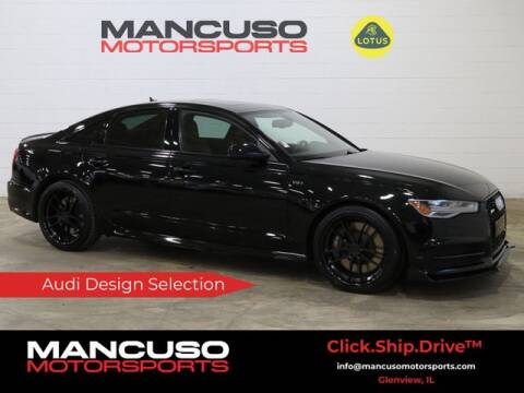 2016 Audi S6 for sale at Mancuso Motorsports in Glenview IL