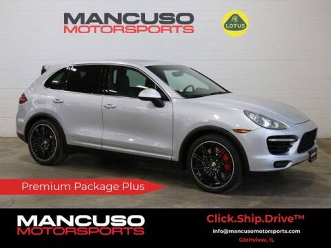2012 Porsche Cayenne for sale at Mancuso Motorsports in Glenview IL