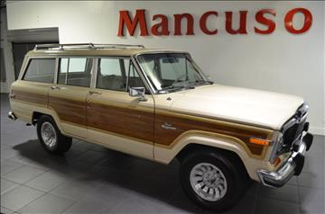 1984 Jeep Grand Wagoneer for sale in Chicago, IL