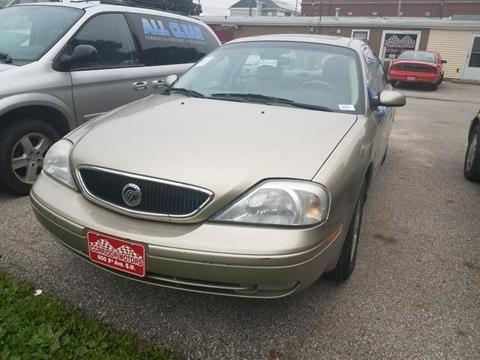 2000 Mercury Sable for sale in Cedar Rapids, IA