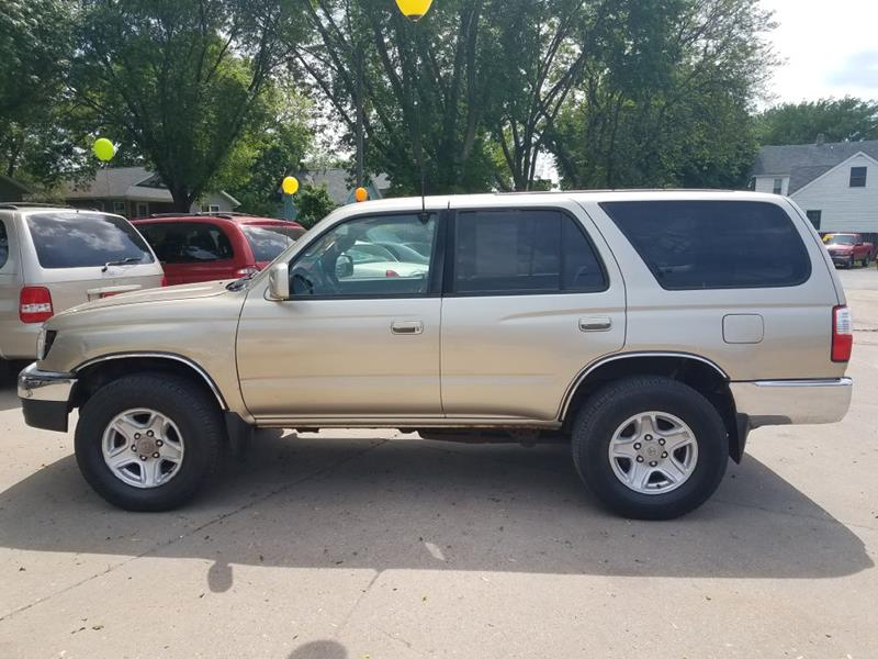 2001 Toyota 4Runner For Sale At Corridor Motors In Cedar Rapids IA