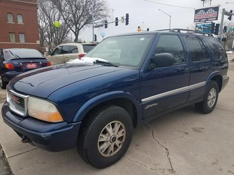 2001 GMC Jimmy for sale in Cedar Rapids, IA