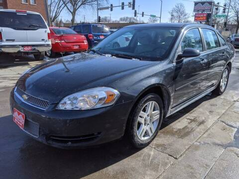 2012 Chevrolet Impala LT Fleet for sale at Corridor Motors in Cedar Rapids IA