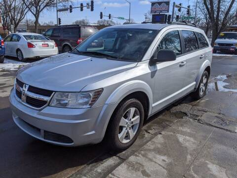 2009 Dodge Journey SXT for sale at Corridor Motors in Cedar Rapids IA