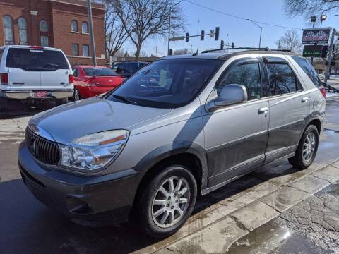 2005 Buick Rendezvous CX for sale at Corridor Motors in Cedar Rapids IA