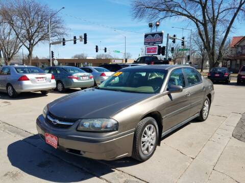 2003 Chevrolet Impala for sale at Corridor Motors in Cedar Rapids IA
