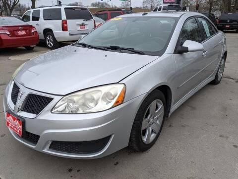 2010 Pontiac G6 for sale at Corridor Motors in Cedar Rapids IA