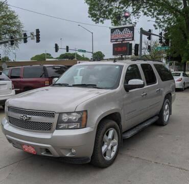2009 Chevrolet Suburban for sale at Corridor Motors in Cedar Rapids IA
