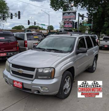 2008 Chevrolet TrailBlazer for sale at Corridor Motors in Cedar Rapids IA