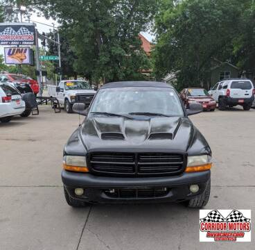 2001 Dodge Dakota for sale at Corridor Motors in Cedar Rapids IA
