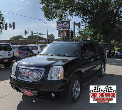 2008 GMC Yukon XL for sale at Corridor Motors in Cedar Rapids IA