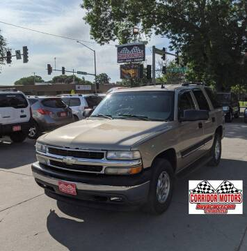 2006 Chevrolet Tahoe for sale at Corridor Motors in Cedar Rapids IA