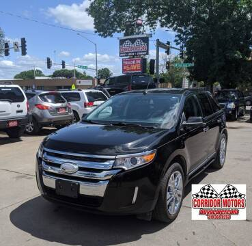 2012 Ford Edge for sale at Corridor Motors in Cedar Rapids IA