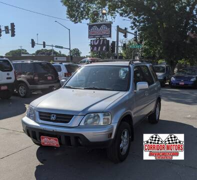 2001 Honda CR-V for sale at Corridor Motors in Cedar Rapids IA