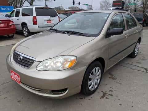 2007 Toyota Corolla for sale at Corridor Motors in Cedar Rapids IA