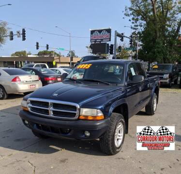 2004 Dodge Dakota for sale at Corridor Motors in Cedar Rapids IA