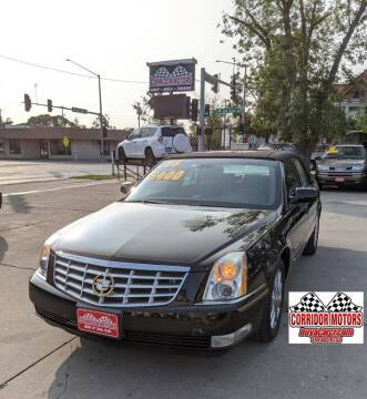 2006 Cadillac DTS for sale at Corridor Motors in Cedar Rapids IA