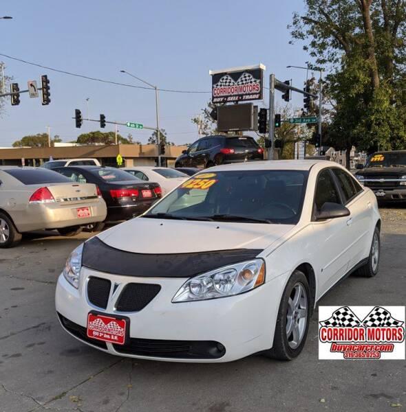 2007 Pontiac G6 for sale at Corridor Motors in Cedar Rapids IA