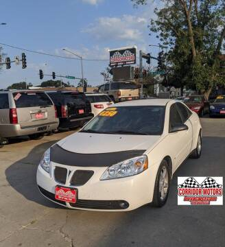 2007 Pontiac G6 for sale at Corridor Motors in Cedar Rapids IA