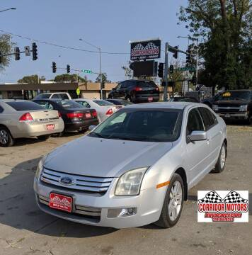 2006 Ford Fusion for sale at Corridor Motors in Cedar Rapids IA