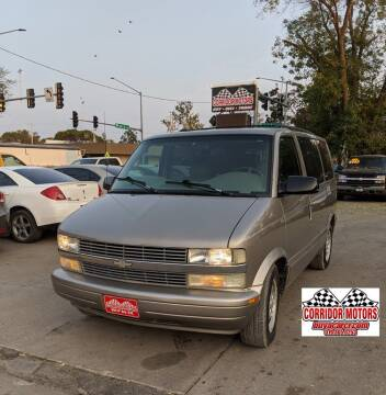 2003 Chevrolet Astro for sale at Corridor Motors in Cedar Rapids IA