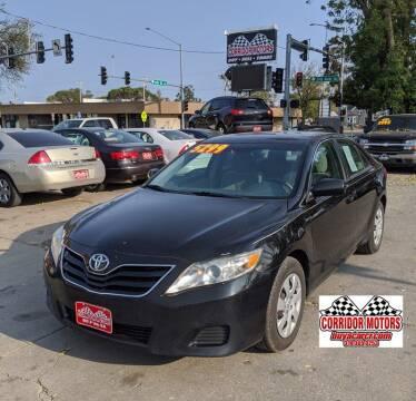 2011 Toyota Camry for sale at Corridor Motors in Cedar Rapids IA