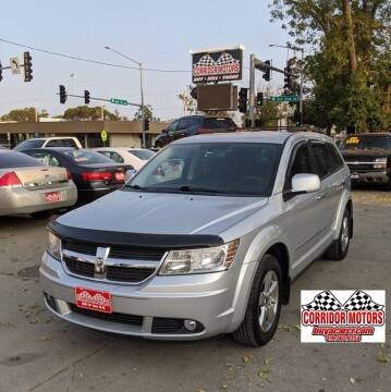 2010 Dodge Journey for sale at Corridor Motors in Cedar Rapids IA