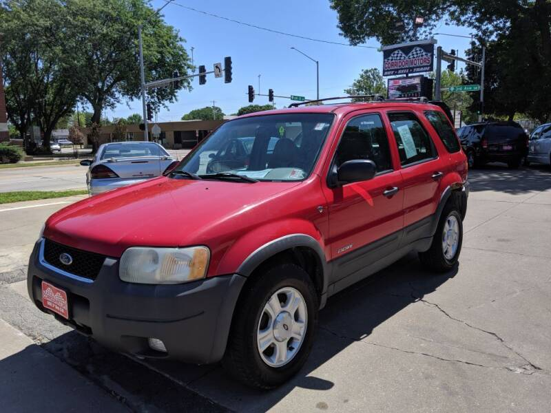 2001 Ford Escape for sale at Corridor Motors in Cedar Rapids IA