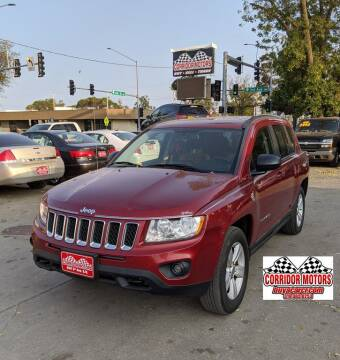 2011 Jeep Compass for sale at Corridor Motors in Cedar Rapids IA