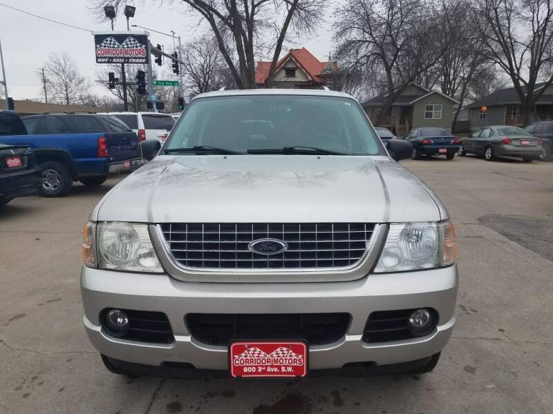 2004 Ford Explorer for sale at Corridor Motors in Cedar Rapids IA