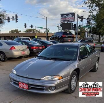 1997 Dodge Intrepid for sale at Corridor Motors in Cedar Rapids IA