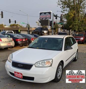 2007 Chevrolet Malibu Maxx for sale at Corridor Motors in Cedar Rapids IA