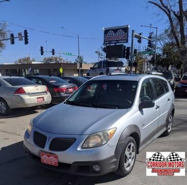 2006 Pontiac Vibe for sale at Corridor Motors in Cedar Rapids IA
