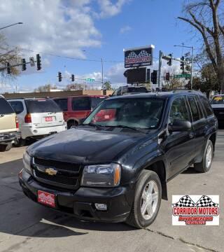 2007 Chevrolet TrailBlazer for sale at Corridor Motors in Cedar Rapids IA