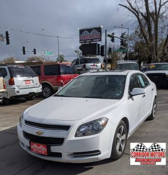 2012 Chevrolet Malibu for sale at Corridor Motors in Cedar Rapids IA