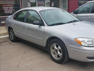 2006 Ford Taurus for sale in Cedar Rapids, IA