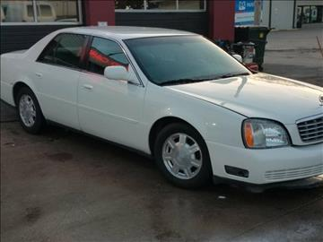 2005 Cadillac DeVille for sale in Cedar Rapids, IA