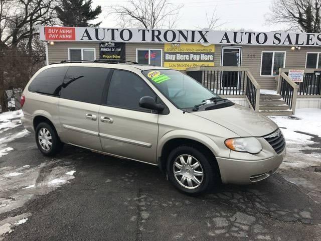 Chrysler Town And Country Touring In Lexington KY Auto Tronix - Chrysler dealership lexington ky