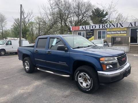 2005 GMC Canyon for sale in Lexington, KY