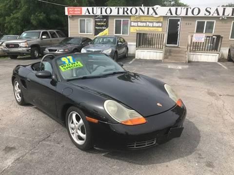 1997 Porsche Boxster for sale in Lexington, KY