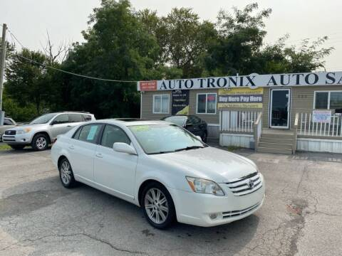2007 Toyota Avalon for sale at Auto Tronix in Lexington KY