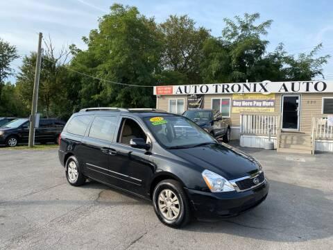 2011 Kia Sedona for sale at Auto Tronix in Lexington KY