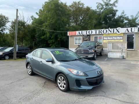 2013 Mazda MAZDA3 for sale at Auto Tronix in Lexington KY