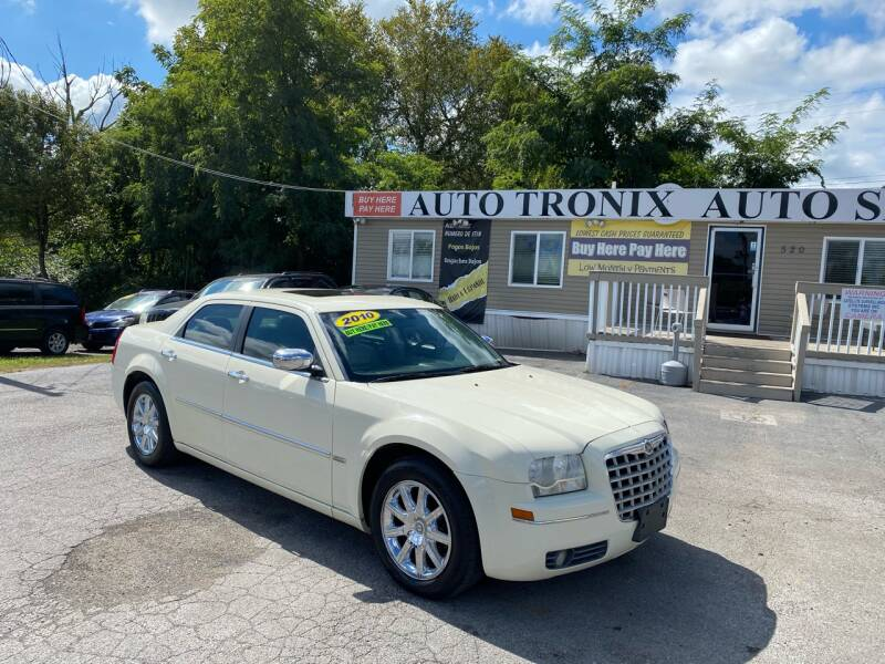 2010 Chrysler 300 for sale at Auto Tronix in Lexington KY