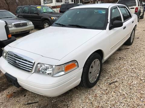 2010 Ford Crown Victoria for sale in Acushnet, MA
