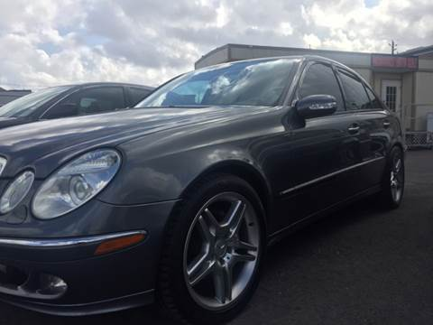 2005 Mercedes-Benz E-Class for sale in Houston TX