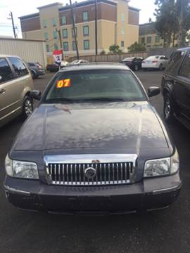 2007 Mercury Grand Marquis for sale in Houston TX