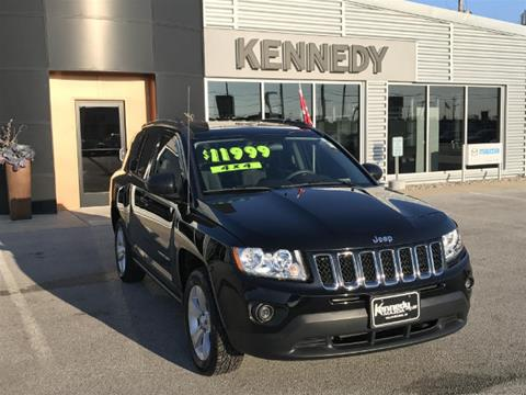 2012 Jeep Compass for sale in Valparaiso, IN